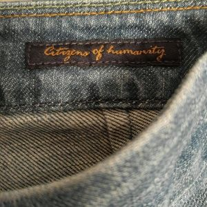 Citizens of Humanity Kate#066 jeans size 26